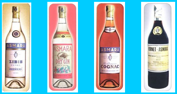 liquor products from asmara