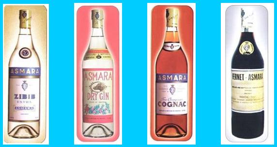 liquor products from asmara