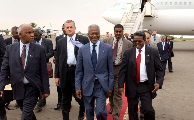 Kofi Annan: The Mentor for All Africans,R.I.P