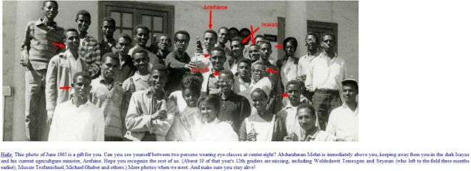 highschool students of 1965