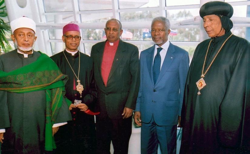 Eritrea: Only 4 Religious Denominations areRecognized