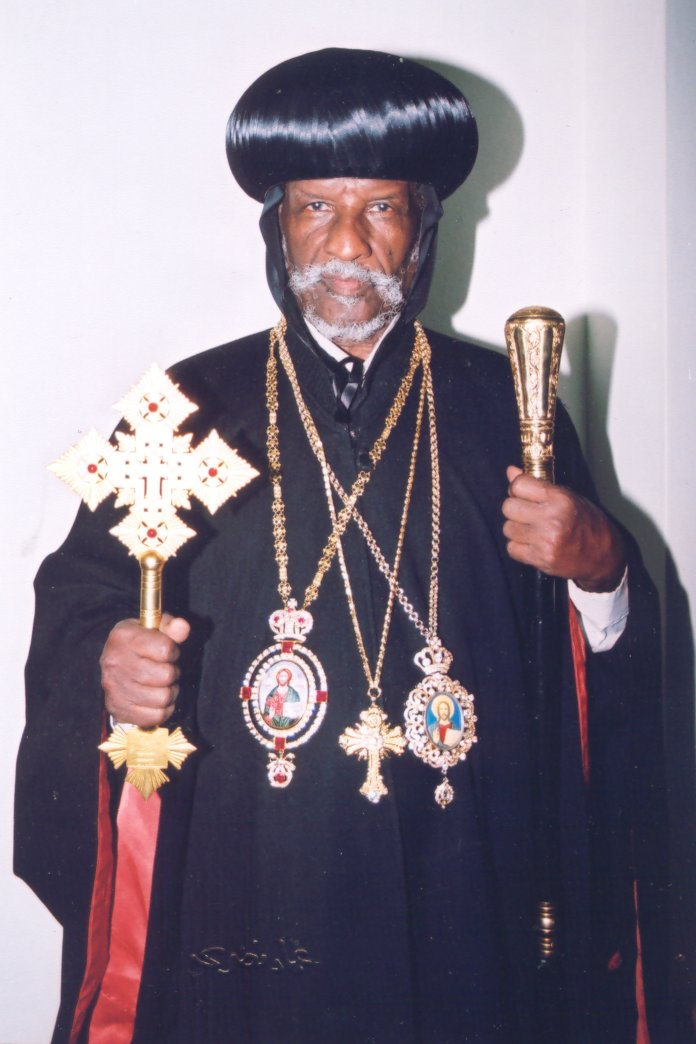 His Holiness Abune Antonios